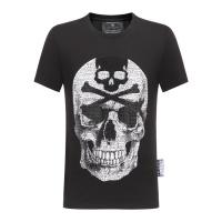 Philipp Plein PP T-Shirts Short Sleeved O-Neck For Men #483192