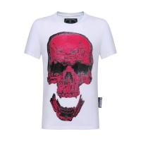 Philipp Plein PP T-Shirts Short Sleeved O-Neck For Men #483195