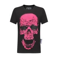 Philipp Plein PP T-Shirts Short Sleeved O-Neck For Men #483197
