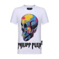 Philipp Plein PP T-Shirts Short Sleeved O-Neck For Men #483198