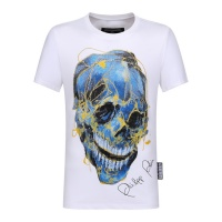 Philipp Plein PP T-Shirts Short Sleeved O-Neck For Men #483215