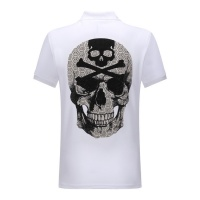 Philipp Plein PP T-Shirts Short Sleeved Polo For Men #483221