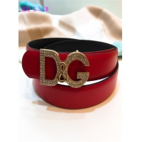 Dolce & Gabbana D&G AAA Belts For Women #483325