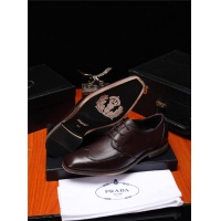Prada Leather Shoes For Men #483447