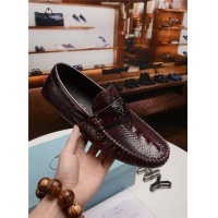 Prada Leather Shoes For Men #483449