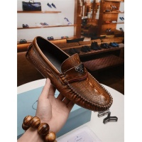 Prada Leather Shoes For Men #483450