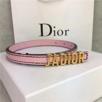 Cheap Christian Dior AAA Belts For Women #483524 Replica Wholesale [$60.14 USD] [W#483524] on Replica Dior AAA Quality Belts