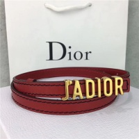 Cheap Christian Dior AAA Belts For Women #483526 Replica Wholesale [$60.14 USD] [W#483526] on Replica Dior AAA Quality Belts