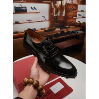 Salvatore Ferragamo SF Leather Shoes For Men #484288