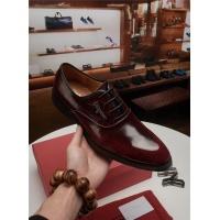 Salvatore Ferragamo SF Leather Shoes For Men #484289