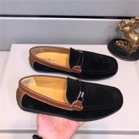 Salvatore Ferragamo SF Leather Shoes For Men #484291