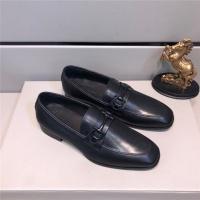 Salvatore Ferragamo SF Leather Shoes For Men #484300