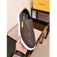 Fendi Casual Shoes For Men #484411
