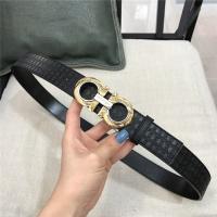 Cheap Ferragamo Salvatore FS AAA Quality Belts For Men #484698 Replica Wholesale [$54.32 USD] [W#484698] on Replica Super AAA Ferragamo Belts