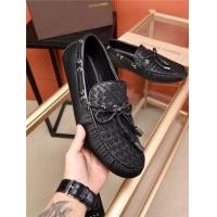 Bottega Veneta BV Leather Shoes For Men #484932