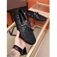 Bottega Veneta BV Leather Shoes For Men #484933
