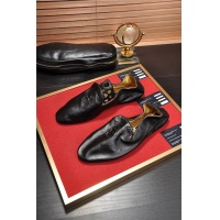 Alexander McQueen Leather Shoes For Men #485002