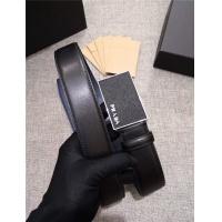 Prada AAA Quality Belts For Men #485477