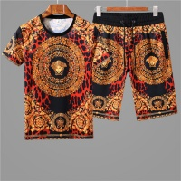 Versace Tracksuits Short Sleeved O-Neck For Men #485544