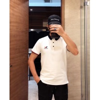 Thom Browne TB T-Shirts Short Sleeved Polo For Men #485558