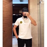 Fendi T-Shirts Short Sleeved Polo For Men #485562