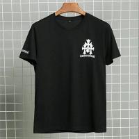 Chrome Hearts T-Shirts Short Sleeved O-Neck For Men #485754