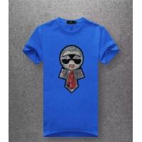 Fendi T-Shirts Short Sleeved O-Neck For Men #486020
