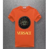 Versace T-Shirts Short Sleeved O-Neck For Men #486049