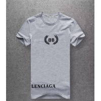 Balenciaga T-Shirts Short Sleeved O-Neck For Men #486079