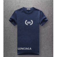 Balenciaga T-Shirts Short Sleeved O-Neck For Men #486083