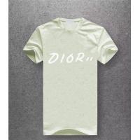 Christian Dior T-Shirts Short Sleeved O-Neck For Men #486086