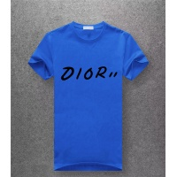 Christian Dior T-Shirts Short Sleeved O-Neck For Men #486093