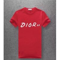 Christian Dior T-Shirts Short Sleeved O-Neck For Men #486097