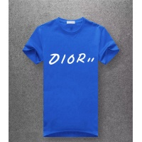 Christian Dior T-Shirts Short Sleeved O-Neck For Men #486098