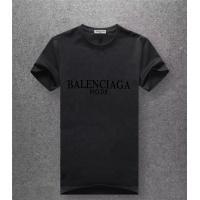 Balenciaga T-Shirts Short Sleeved O-Neck For Men #486141