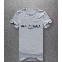 Balenciaga T-Shirts Short Sleeved O-Neck For Men #486142