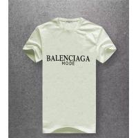 Balenciaga T-Shirts Short Sleeved O-Neck For Men #486144