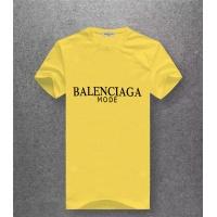 Balenciaga T-Shirts Short Sleeved O-Neck For Men #486145