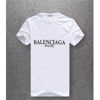 Balenciaga T-Shirts Short Sleeved O-Neck For Men #486146
