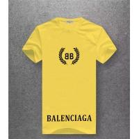 Balenciaga T-Shirts Short Sleeved O-Neck For Men #486151