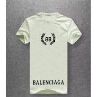 Balenciaga T-Shirts Short Sleeved O-Neck For Men #486152
