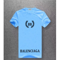 Balenciaga T-Shirts Short Sleeved O-Neck For Men #486153