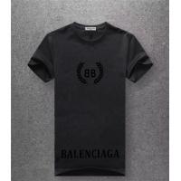 Balenciaga T-Shirts Short Sleeved O-Neck For Men #486155