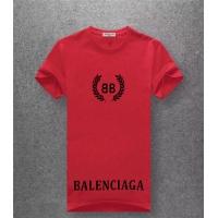 Balenciaga T-Shirts Short Sleeved O-Neck For Men #486158