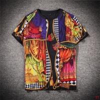 Versace T-Shirts Short Sleeved O-Neck For Men #486234