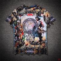 Versace T-Shirts Short Sleeved O-Neck For Men #486238