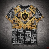 Versace T-Shirts Short Sleeved O-Neck For Men #486239
