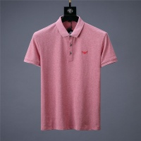 Armani T-Shirts Short Sleeved Polo For Men #486806