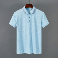 Thom Browne TB T-Shirts Short Sleeved Polo For Men #486834