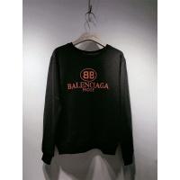 Balenciaga Hoodies Long Sleeved O-Neck For Men #486892